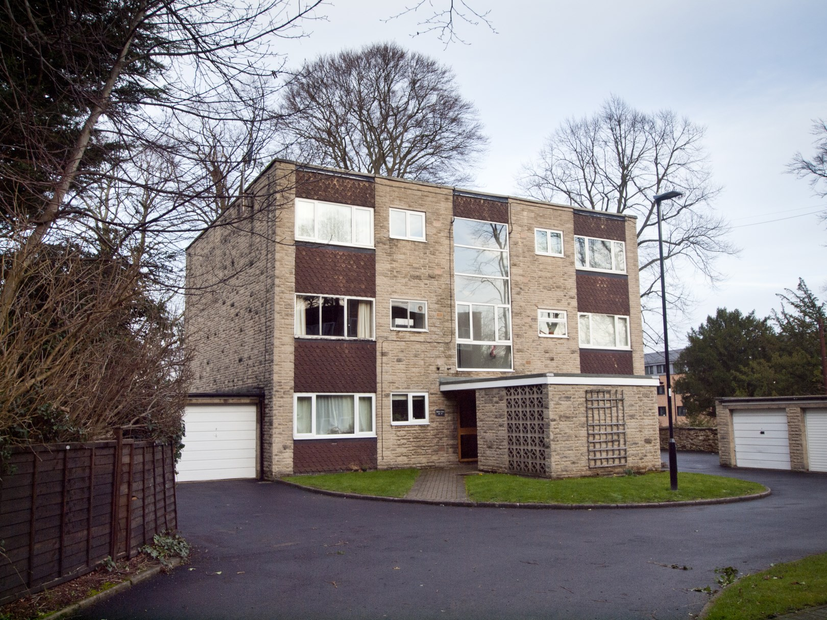 Hallam Chase, Endcliffe Vale Road